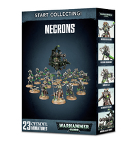 Warhammer 40,000 Start Collecting! Necrons