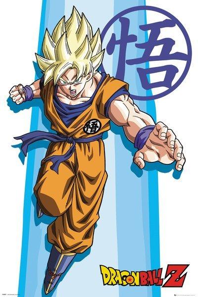 Dragon Ball Z - SS Goku (765)