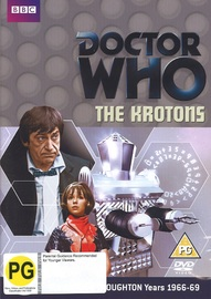 Doctor Who: The Krotons on DVD