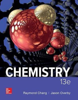 Student Solutions Manual for Chemistry by Raymond Chang