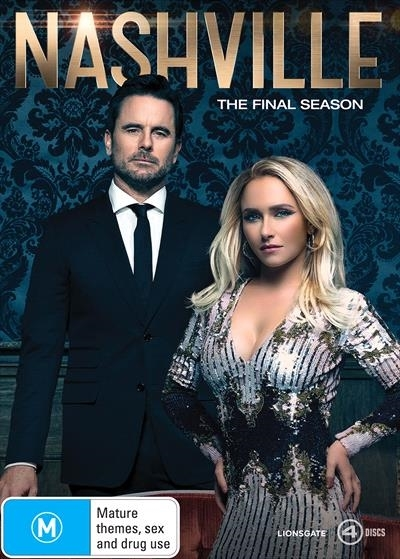Nashville Season 6 on DVD