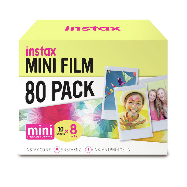 Fujifilm Instax Mini Film 80 Pack
