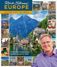 2020 Rick Steves Europe Picture-A-Day Calendar by Workman Publishing