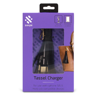 Thumbs Up! Tassel Charging Cable image