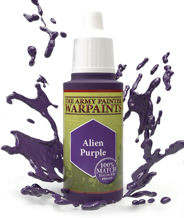 Army Painter: Warpaints - Alien Purple