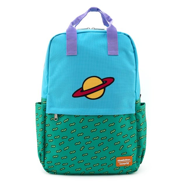 Loungefly: Rugrats - Chuckie Outfit Backpack