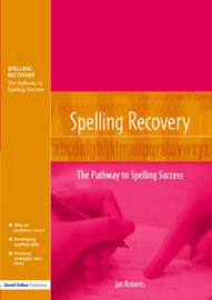 Spelling Recovery by Jan Roberts