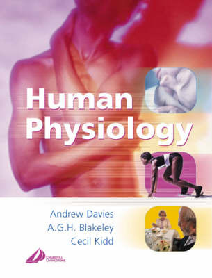 Human Physiology by Andrew Davies image