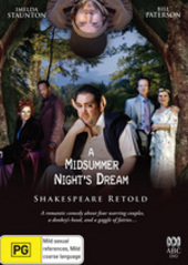 Midsummer Night's Dream, A (2005) (Shakespeare Retold) on DVD