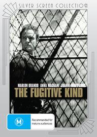 The Fugitive Kind on DVD