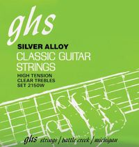 GHS Classical Guitar Strings Set (Tie End)