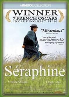 Seraphine DVD