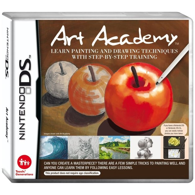 Art Academy for DS