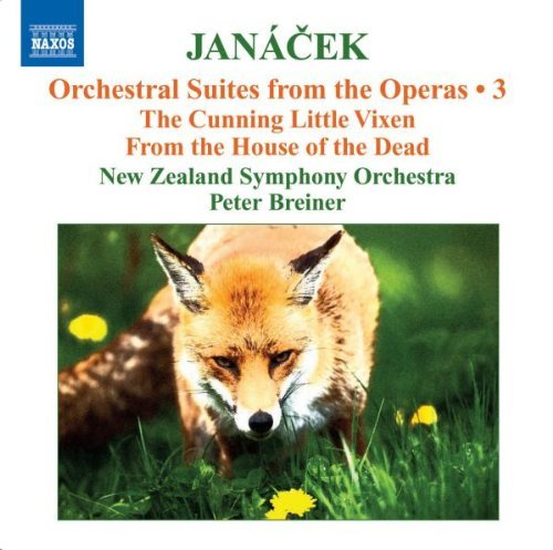 Orchestral Suites from the Operas, Vol. 3 by Leos Janacek