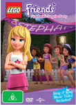LEGO Friends: Stephanie's Surprise Party on DVD