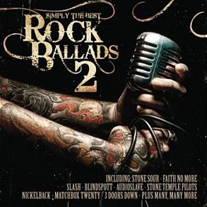 Simply The Best Rock Ballads 2 by Various Artists