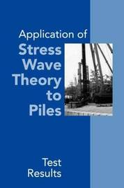Application of Stress Wave Theory to Piles: Test Results image