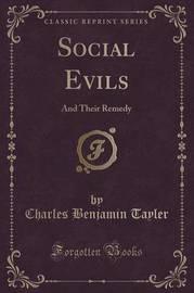 Social Evils by Charles Benjamin Tayler