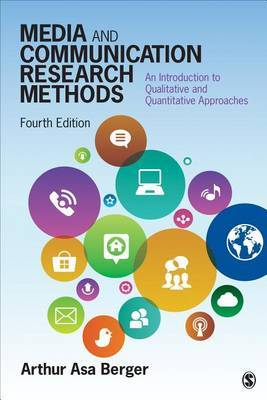 Media and Communication Research Methods by Arthur Asa Berger image