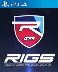 RIGS: Mechanized Combat League for PS4