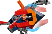 LEGO Nexo Knights - Macy's Bot Drop Dragon (70361) image