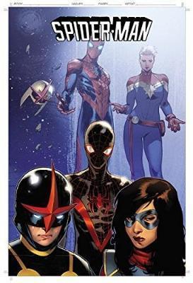 Spider-man: Miles Morales Vol. 2 by Brian Michael Bendis