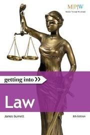 Getting Into Law by Carl Lygo image