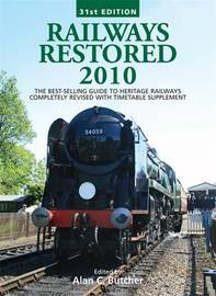 Railways Restored by Alan C. Butcher image