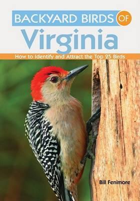 Backyard Birds of Virginia by Bill Fenimore image