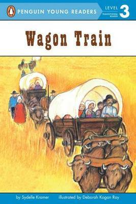 Wagon Train by Sydelle Kramer