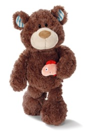 Nici: Brown Bear - Classic Plush