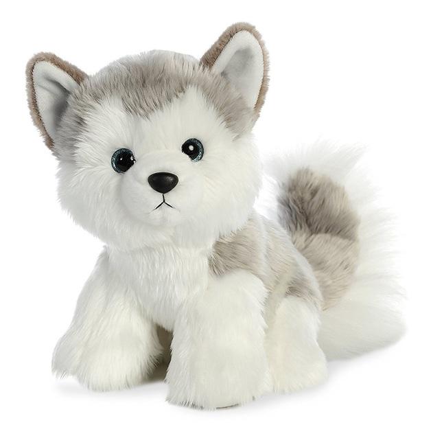 Aurora: Glitter Tails - Happy The Husky
