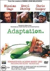 Adaptation on DVD