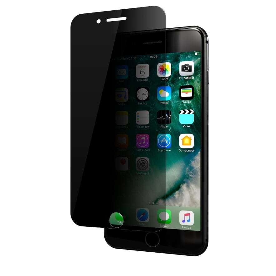 Kase Keep Out Screen Protector (Privacy) - iPhone 7 Plus image
