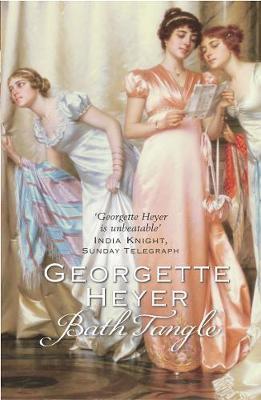 Bath Tangle by Georgette Heyer image