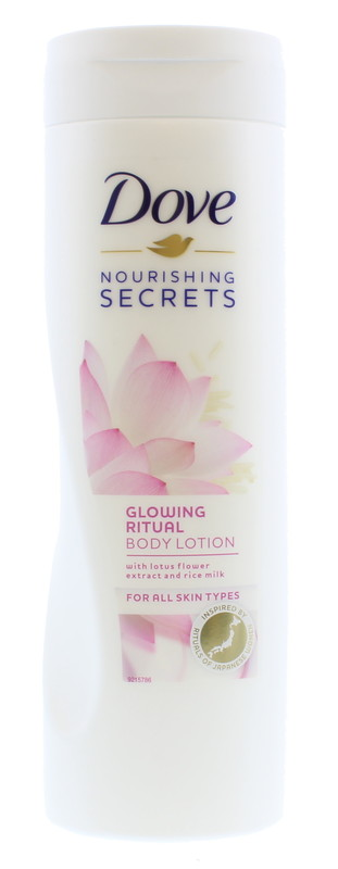 Dove: Body Lotion Glowing Ritual Lotus (400 ml)