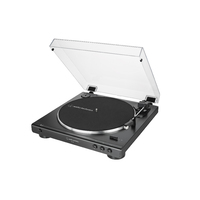 Audio Technica Fully Automatic Belt Drive turntable - Black