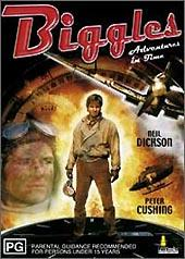 Biggles - Adventure In Time on DVD