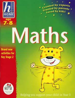 Maths: Age 7-8: Maths by Sue Atkinson image