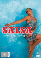 Salsa - Ladies Salsa Styling (DVD And CD) on DVD
