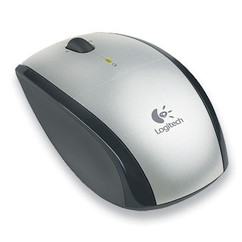 Logitech LX5 Cordless Optical Mouse