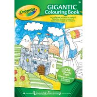 Crayola - Gigantic Colouring Book
