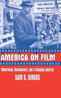America on Film by Sam B. Girgus
