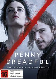 Penny Dreadful - Season 2 on DVD