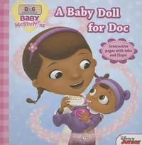 Doc McStuffins a Baby Doll for Doc by Disney Book Group