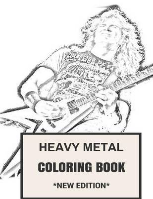 Heavy Metal Coloring Book | Heavy Metal Coloring Book Book | Buy Now ...