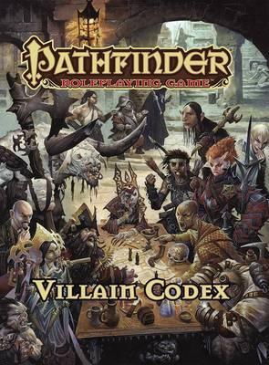 Pathfinder Roleplaying Game: Villain Codex by Jason Bulmahn image