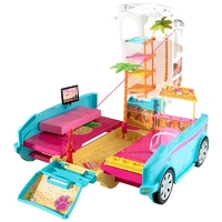Barbie: Ultimate Puppy Mobile Vehicle
