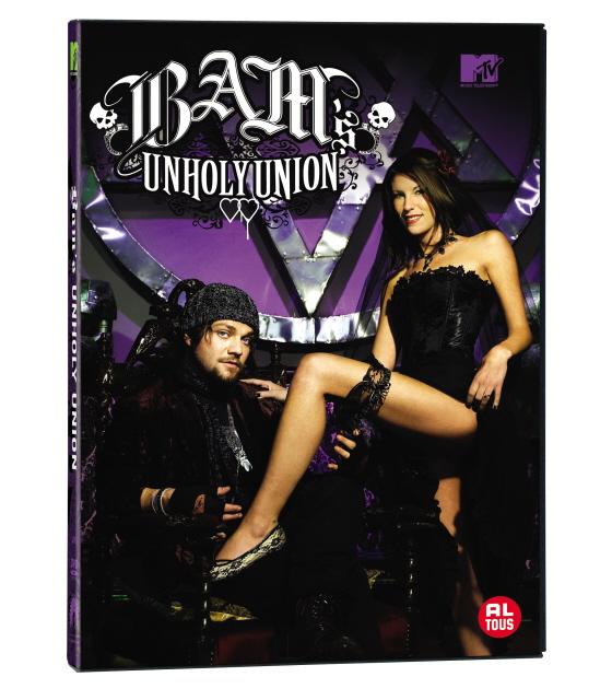 MTV Bam's Unholy Union (2 Disc Set) on DVD image