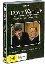 Don't Wait Up - Complete Series 1 on DVD